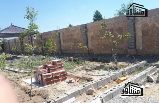 ۹۰ متر باغ در حال احداث ملارد شهریار